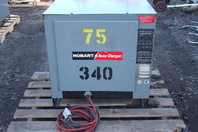 Hobart 24V DC Forklift Battery Charger Multi-Tap 3PH 208/240/480v, 120A Output