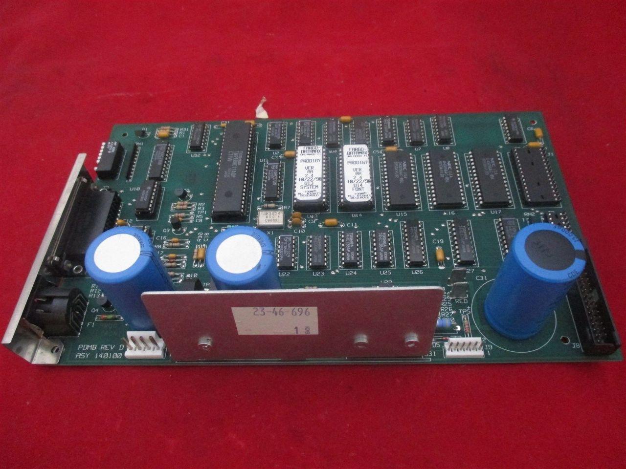 Fargo Electronics Pdmb 140100 Pcb Circuit Board Process Industrial