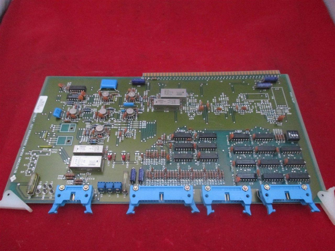 Sumitomo Ja761121dc Pcb Circuit Board Process Industrial Surplus