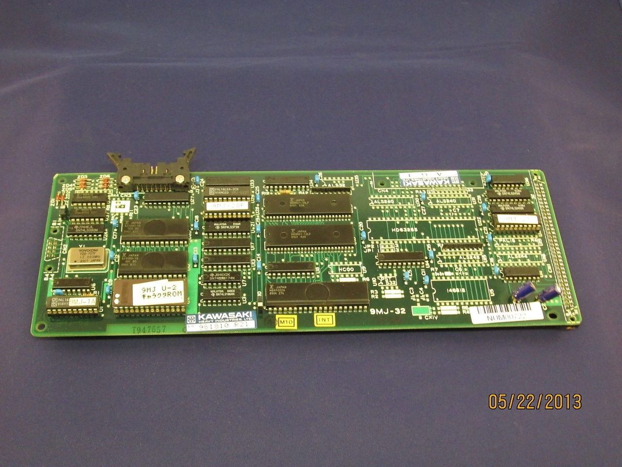 Kawasaki 9mj 32 10999mj00 Pcb Printed Circuit Board Process