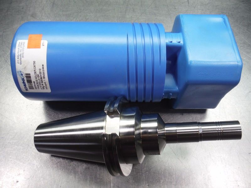 Schunk Tribos S CAT50 14mm Endmill Holder 0205449 (LOC2230)