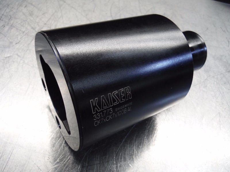 Kaiser KAB7 100mm Aluminum Modular Extension 331.773 (LOC2639)