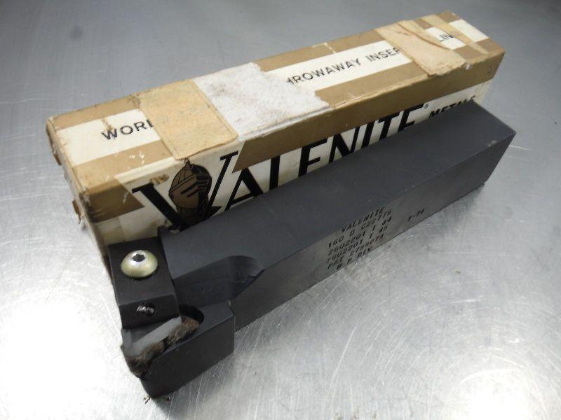 "Valenite Indexable Lathe Tool Holder 1.25""x1.5"" Shank 160 D C22775 (LOC2052B)"