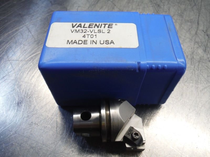 Valenite VM / KM 32 Indexable Turning Head VM32-VLSL 2 (LOC2180)