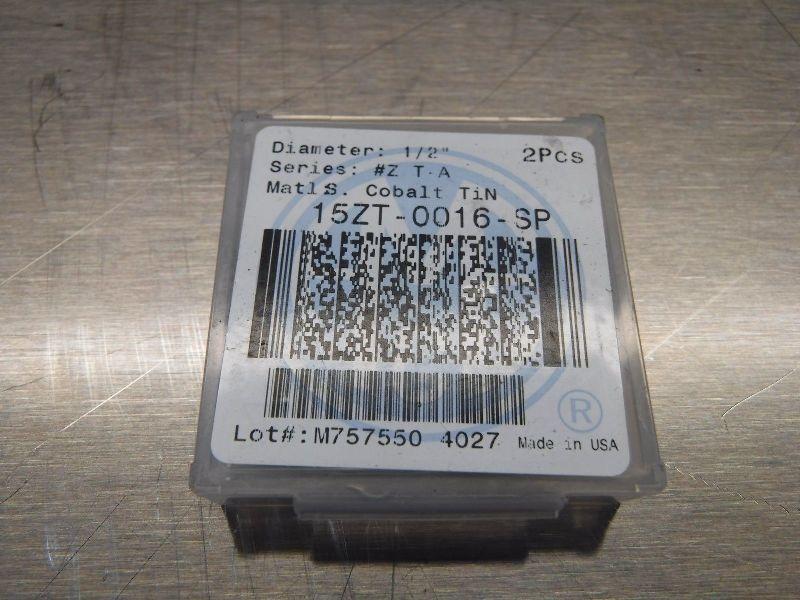 """AMEC Series #Z T-A 1/2"""" Spade Drill Inserts Qty2 15ZT-0016-SP (LOC503B)"""