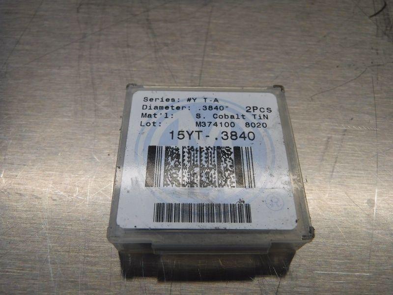 """AMEC Series #Y T-A .3840"""" Spade Drill Inserts Qty2 15YT-.3840 (LOC503B)"""
