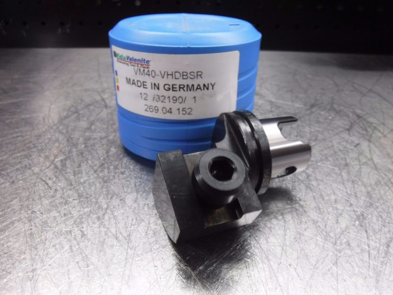 Valenite VM / KM 40 Insert Cartridge Holder VM40 VHDBSR (LOC524)