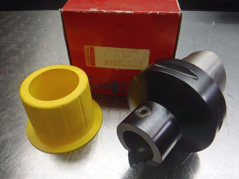 Sandvik Capto C8 to Whistle Notch Adapter C8-391.25-25 060 (LOC422)