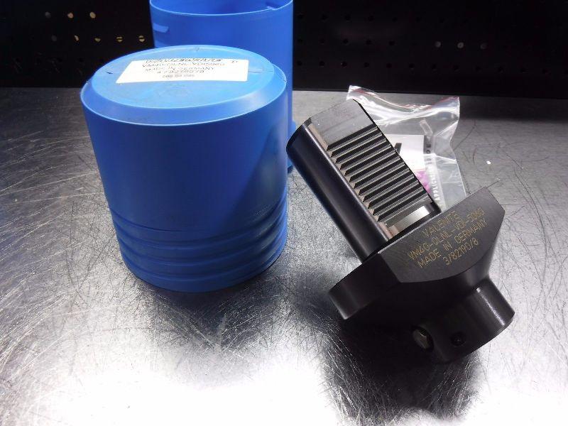 Valenite VDI50 to VM / KM40 Clamping Unit VM40-QLNL-VDI5060 (LOC3080A)