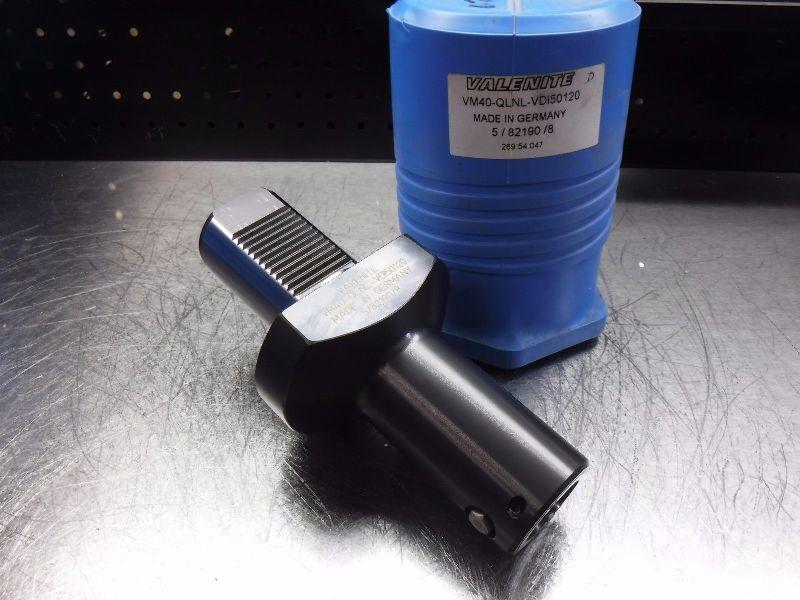 Valenite VDI50 to VM40 Clamping Unit VM40-QLNL-VDI50120 (LOC3048C)