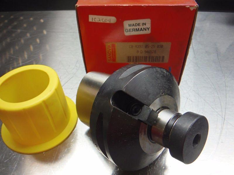 Sandvik Capto C8 25mm Facemill Arbor C8-A391.05-25 030 (LOC9)