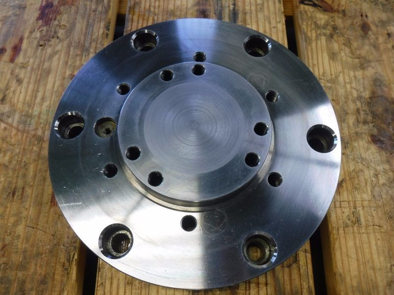 "15"" Lathe Chuck Adapter Plate A1-11 Spindle Mount (LOC39)"