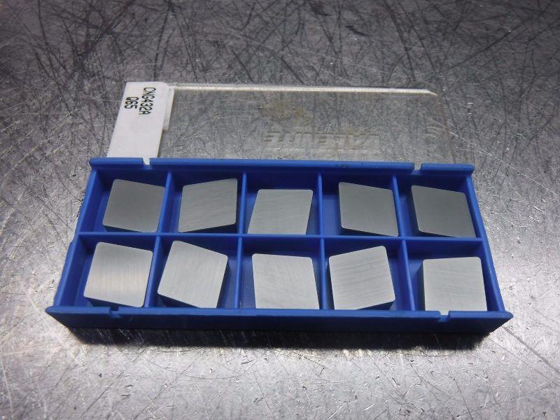 Valenite Ceramic Inserts Qty 10 CNG432A Q65 (LOC458B)
