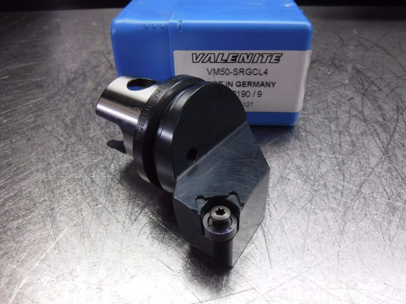 Valenite VM / KM50 Indexable Turning Head VM50-SRGCL4 (LOC479)
