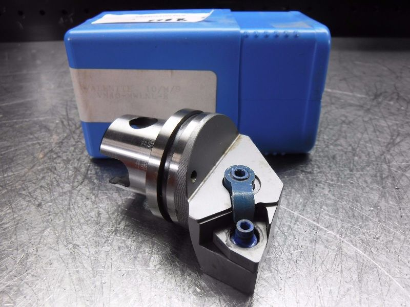 Valenite VM / KM 40 Indexable Turning Head VM40-MWLNL-8 (LOC228B)