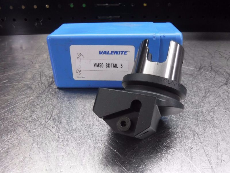 Valenite VM / KM50 Indexable Turning Head VM50-SDTML5 (LOC479)