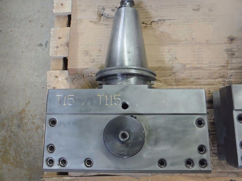 Davis CAT 60 Tool Block Lathe Holder 374-02255-00 (LOC157)