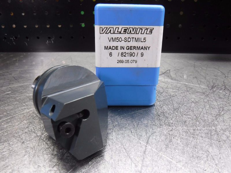 Valenite VM / KM50 Indexable Turning Head VM50-SDTMIL5 (LOC479)