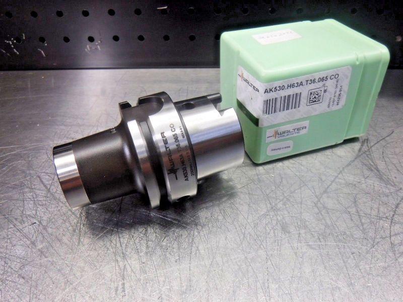Walter HSK63 A Modular Tool Holder AK530.H63A.T36.065 CO (LOC187)