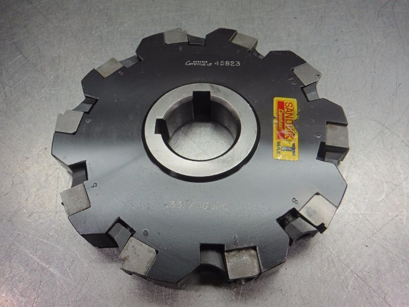"Sandvik 6.25"" Indexable Slot Milling Cutter A331 2 16020 (LOC2918C)"