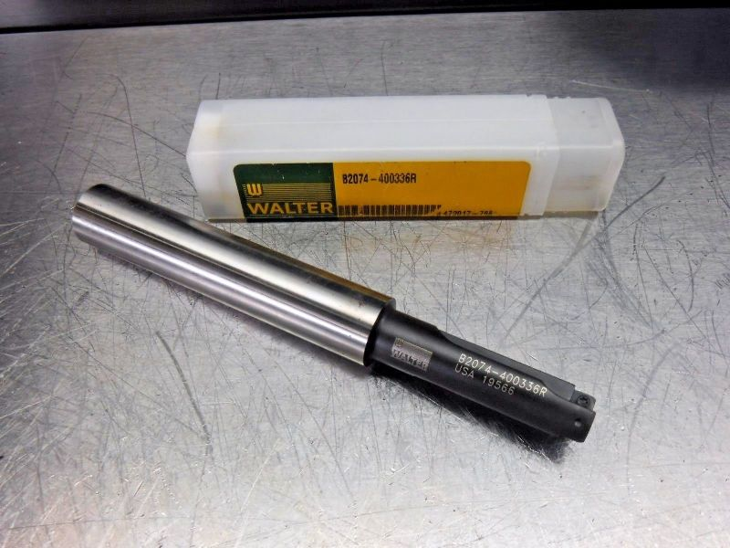 "Walter 0.6"" Indexable Drill 20mm Shank B2074-400336R (LOC3046A)"