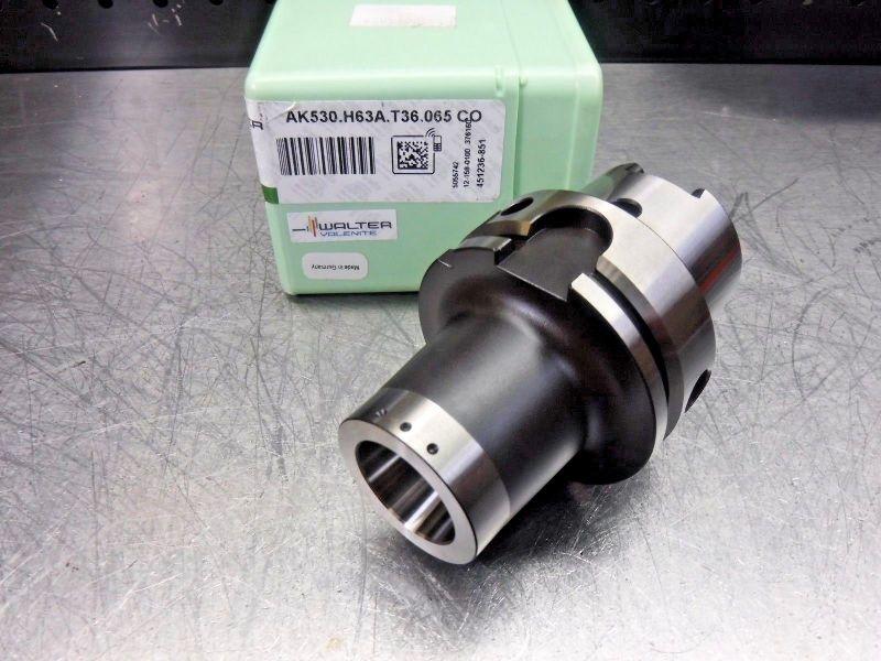 Walter HSK 63 A Modular Tool Holder AK530.H63A.T36.065 CO (LOC3047B)