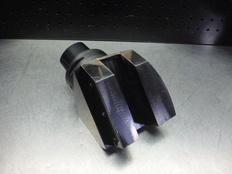 """Sandvik Capto C8 1.25"""" Lathe Tool Post C8-ASHL45-50135-20-A (LOC2790B)"""