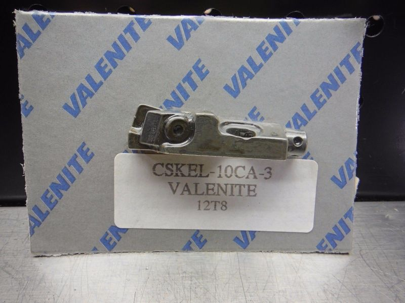 Valenite Boring Lathe Insert Cartridge Holder CSKEL-10CA-3 (LOC2833A)