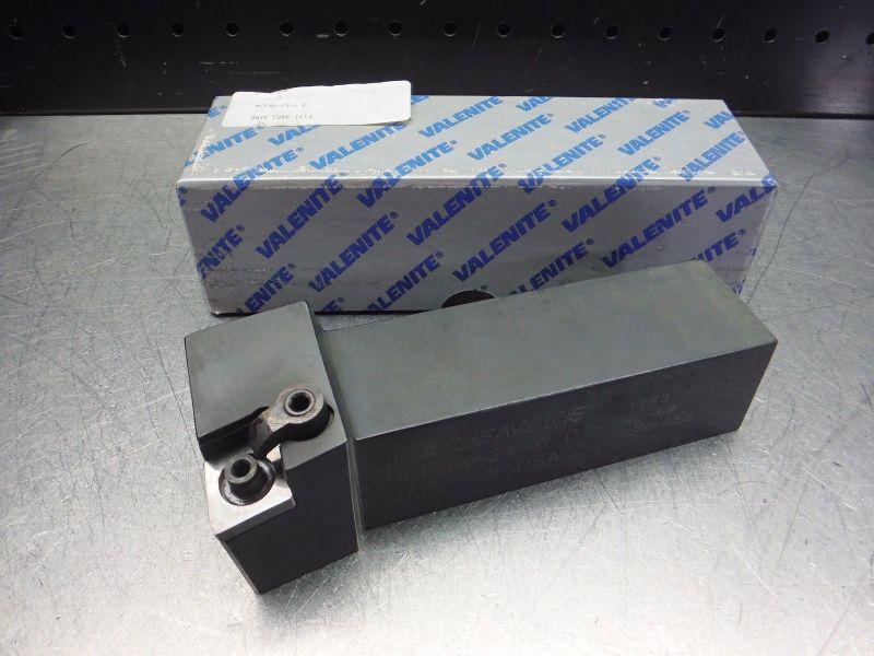 "Valenite Lathe Tool Holder 1.5"" x 1.5"" Shank 6"" Length MCFNR-24-6D (LOC2833A)"