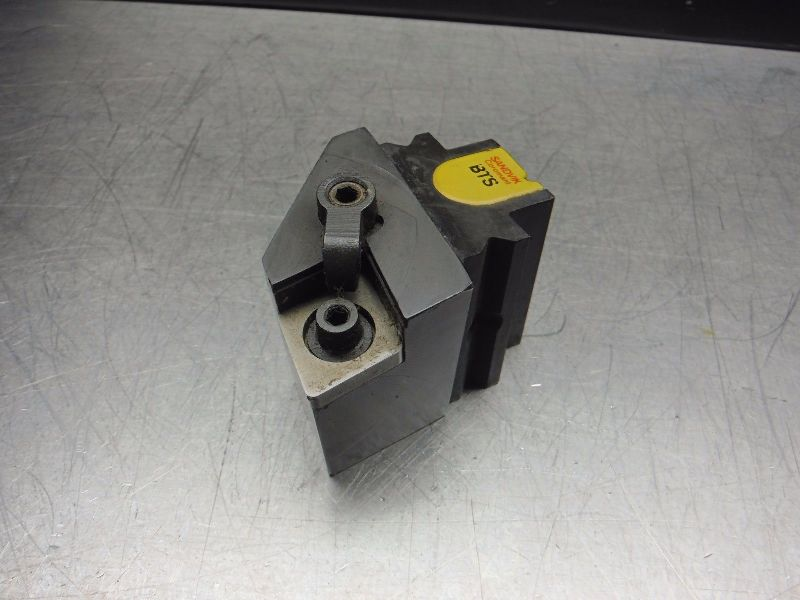 Sandvik BTS Indexable Turning Head BT40-MCLNR-4050A-19 (LOC2668A)