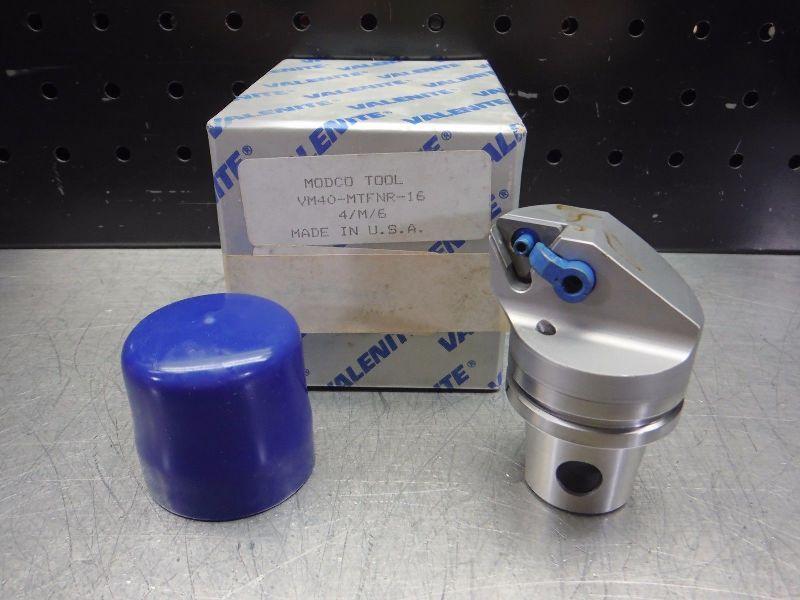 Valenite VM / KM 40 Indexable Turning Head VM40-MTFNR-16 (LOC2818B)