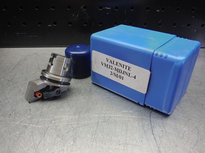 Valenite VM / KM 32 Indexable Turning Head VM32-MDJNL-4 (LOC2683B)