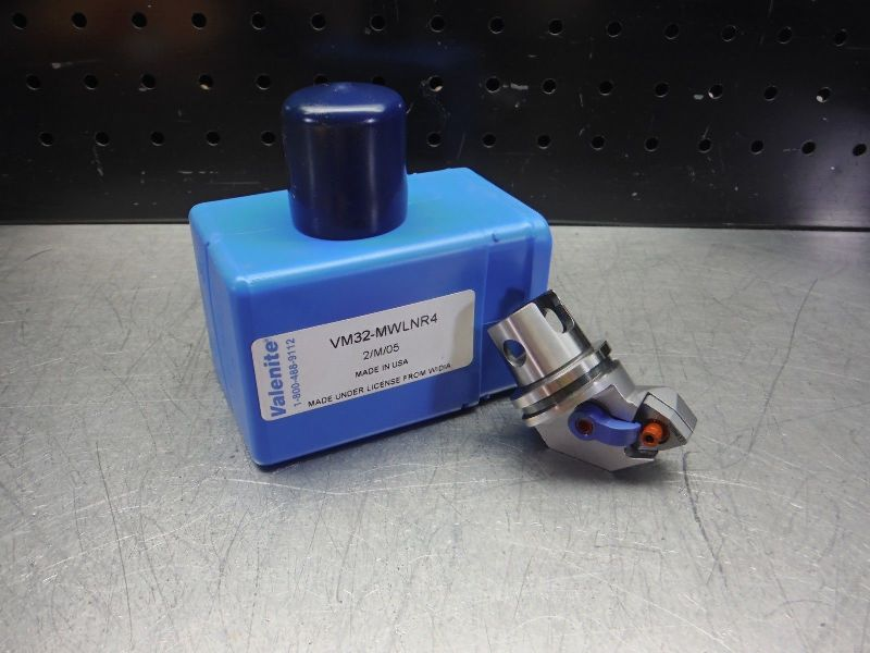Valenite VM / KM 32 Indexable Turning Head VM32-MWLNR4 (LOC2689B)