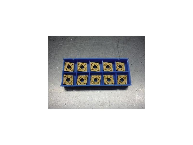 Elegant Valenite Carbide Inserts Qty10 CNMG 120408 GF / 432 GF SV325 (LOC2682A)