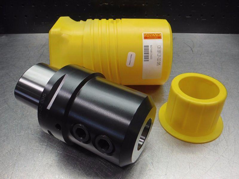 Sandvik Capto C8 32mm Endmill Holder C8-391.21-32 095 (LOC2713C)