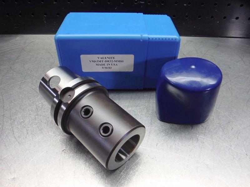 "Valenite VM// KM 63 1.25/"" Endmill Holder VM63MT-EM125-412 LOC2808C"