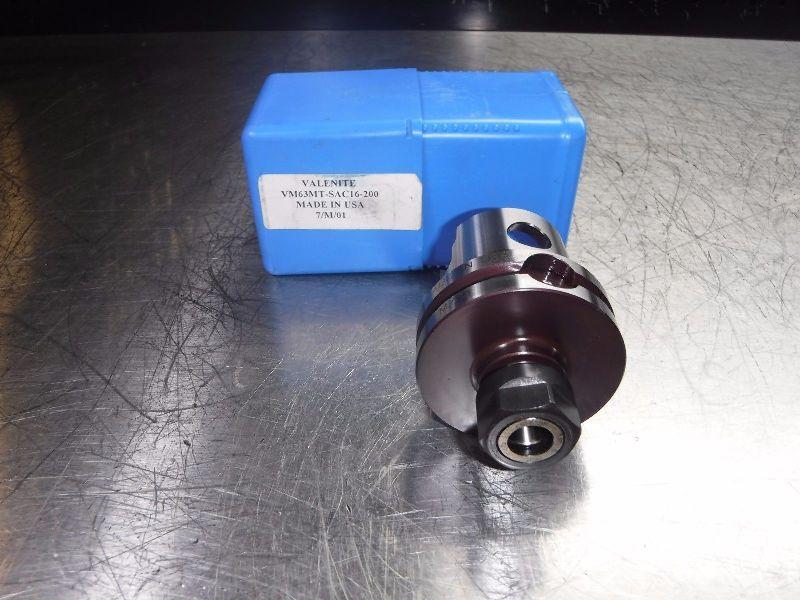 Valenite KM63 MT ER16 Collet ChucK VM63MT-SAC16-200 (LOC113A)