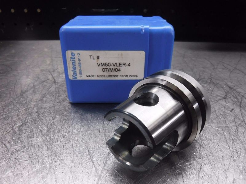 KM 50 Indexable Grooving//Threading Head VM50-VLER-3 LOC1274A Valenite VM