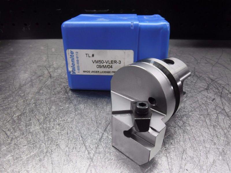 KM 50 Indexable Grooving//Threading Head VM50-VLEL3 LOC1423A Valenite VM