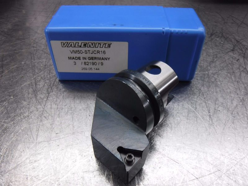 Valenite VM / KM50 Indexable Turning Head VM50-STJCR16 (LOC1839A)