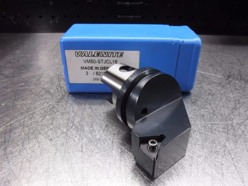 Valenite VM / KM50 Indexable Turning Head VM50-STJCL16 (LOC1801B)