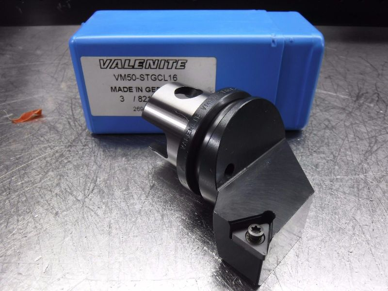 Valenite VM / KM50 Indexable Turning Head VM50-STGCL16 (LOC1848A)