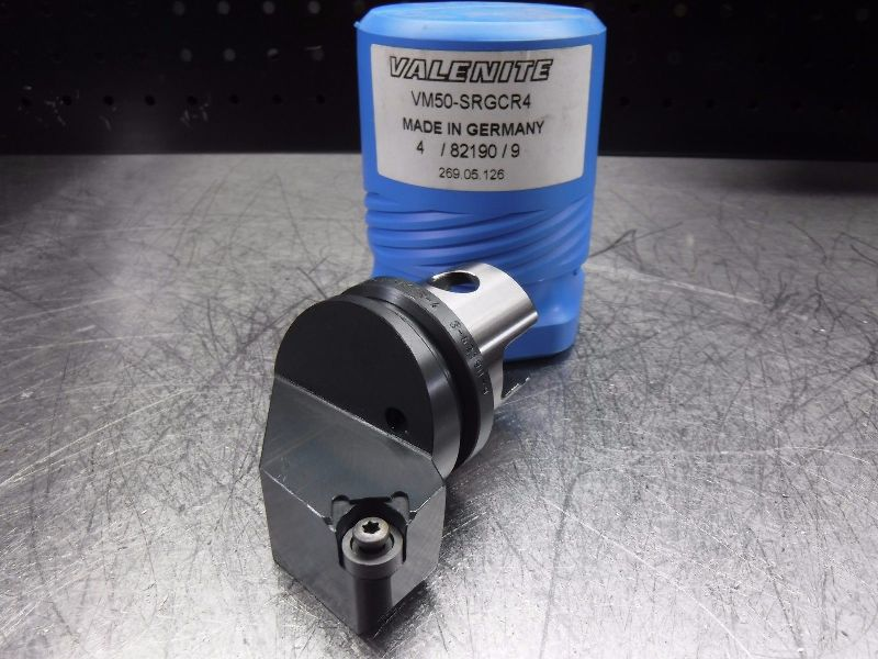 Valenite VM / KM50 Indexable Turning Head VM50-SRGCR4 (LOC1847A)