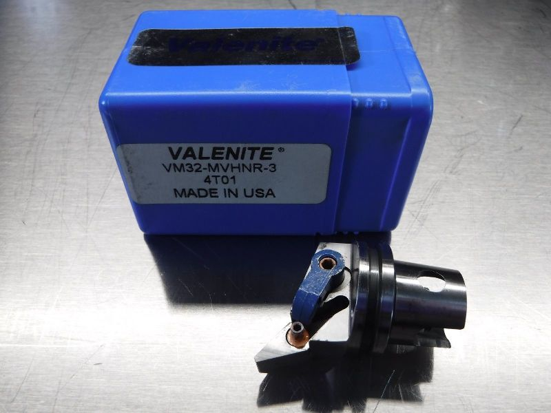 Valenite VM / KM 32 Indexable Turning Head VM32 MVHNR3 (LOC740)