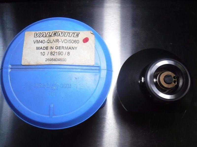 Valenite VDI50 to VM40 Clamping Unit VM40-QLNR-VD50 60 (LOC1652)