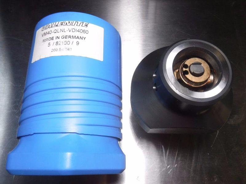 Valenite VDI50 to VM40 Clamping Unit VM40-QLNL-VDI40 60 (LOC1651)