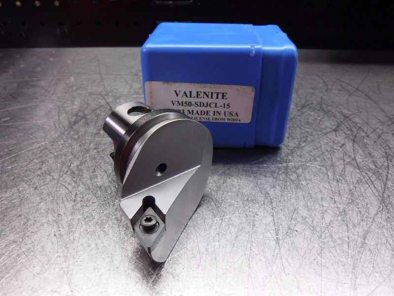 Valenite VM / KM50 Indexable Turning Head VM50-SDJCL-15 (LOC783A)