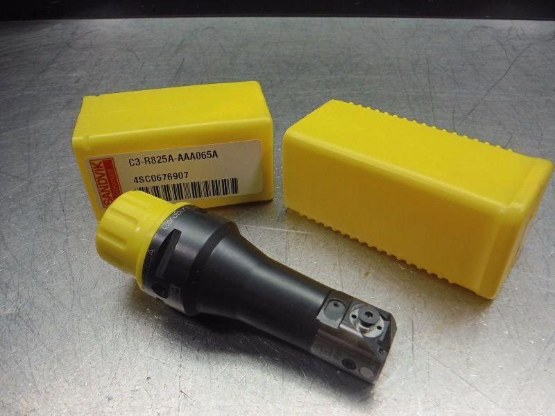 Sandvik Capto C3 CoroBore 825 Boring Bar C3-R825A-AAA065A  (LOC1043D)