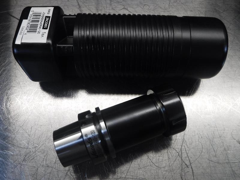 Jacobs HSK-A 63 ER40 Collet Chuck 120mm Projection JCHSK63AxER40-120 (LOC265)