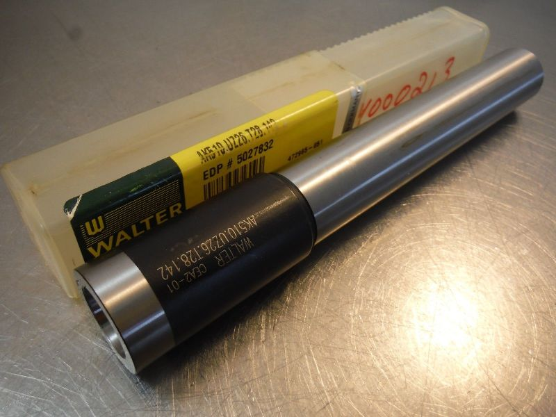 "Walter Modular Boring Bar 1"" Shank 7.75"" OAL AK510 UZ26 T28 142 (LOC2138A)"